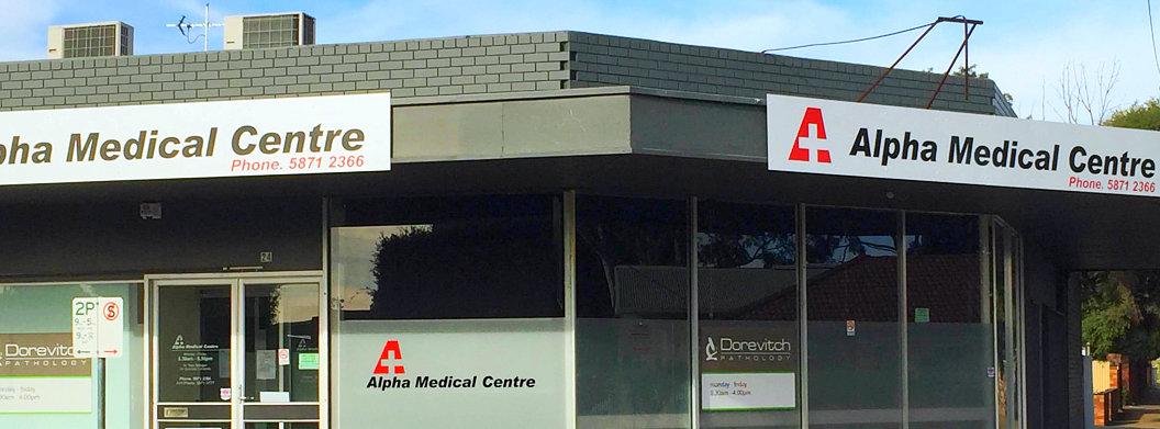 Alpha Medical Centre